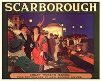 Scarborough Fine-Art Print