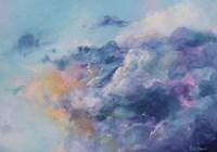 In the clouds Fine-Art Print