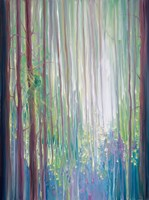 The Dryads Bluebell Wood Fine-Art Print