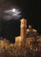 La Luna a Cherasco Fine-Art Print