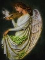 Celtic Angel Fine-Art Print