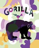 Gorilla Fine-Art Print