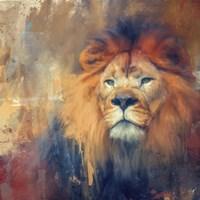 Lion Energy Fine-Art Print