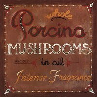 Mushrooms Fine-Art Print