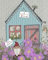 Gardeners Journal Fine-Art Print