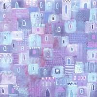 Mosaic City Fine-Art Print