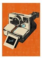 Instamatic Camera Fine-Art Print