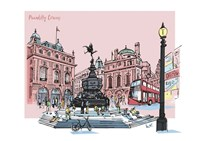 Piccadilly Circus Fine-Art Print