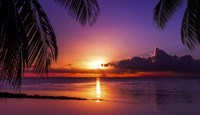 Tahiti Sunset Fine-Art Print