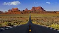 Monument Valley Road Fine-Art Print