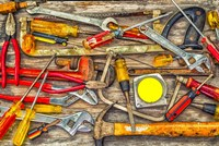 Tools Of the Trade 1 Fine-Art Print