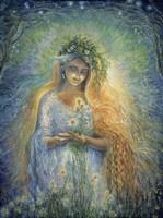 Lady Galadriel Fine-Art Print