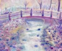 Footbridge Fine-Art Print