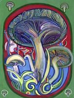 Mushroom Patch Fine-Art Print
