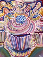 Cupcakes in The Sunshine Fine-Art Print