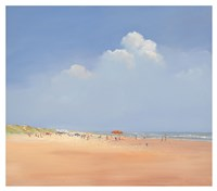 A Day on the Beach Fine-Art Print