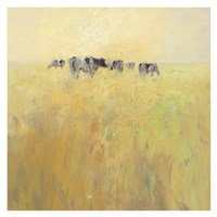 Cows in Spring Fine-Art Print