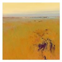 Meadow in Warm Colors Fine-Art Print