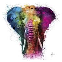 Africa Pop Fine-Art Print