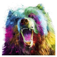 Bear Pop Fine-Art Print