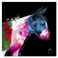Bull Pop Fine-Art Print