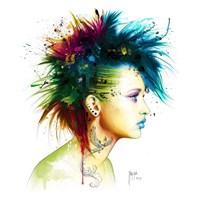 Fashion Punk Fine-Art Print