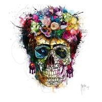 Frida Skull Fine-Art Print