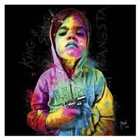 Gangsta Child, King of Street Fine-Art Print