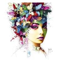 L'Effet Papillon Fine-Art Print