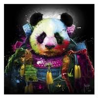 Panda Samourai Fine-Art Print