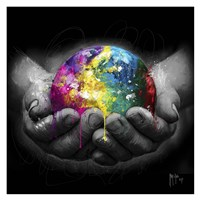 We Are the World Fine-Art Print