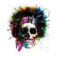 Woodstock Skull Fine-Art Print