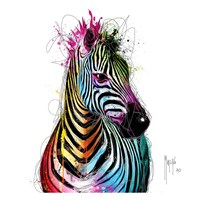 Zebra Pop Fine-Art Print