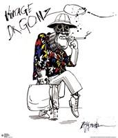 Dr. Gonzo Fine-Art Print