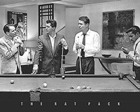 Rat Pack Pool Fine-Art Print