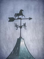 Running Free Weather Vane Fine-Art Print
