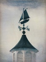 Windward Ho Weather Vane Fine-Art Print