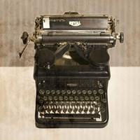 Typewriter 02 Royal Fine-Art Print