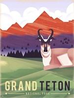 Grand Teton Fine-Art Print