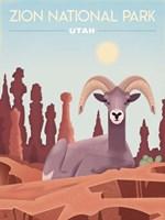 Zion National Park Fine-Art Print