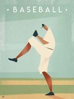 Vintage Baseball Fine-Art Print