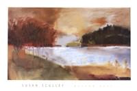 Autumn Lake Fine-Art Print