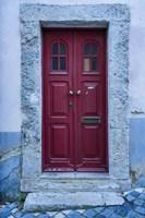 Lisbon Door 2 Fine-Art Print