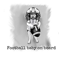 Football Baby 1 Fine-Art Print