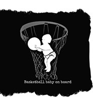 Basketball Baby Fine-Art Print