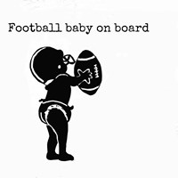 Football Baby 2 Fine-Art Print
