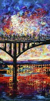 Austin Congress Avenue Bridge Fine-Art Print