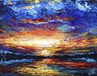 Majestic Sunset Fine-Art Print