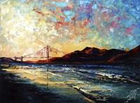San Francisco Golden Gate Bridge Fine-Art Print