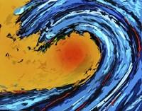 Cresting Wave Fine-Art Print